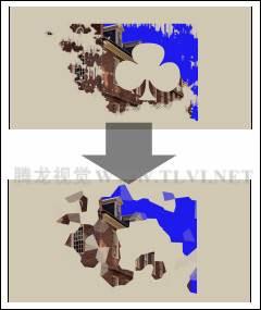 photoshop cs5完全自学教程 编辑应用图层蒙版 3