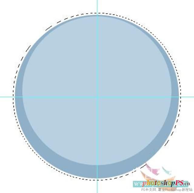 快速制作矢量水泡效果图