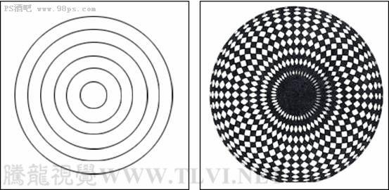 点渐变构成 形象渐变构成 平面设计渐变构成图片