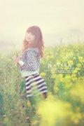 photoshop调出偏灰外景美女图片的朦胧阳光色彩