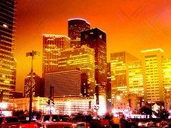 Ps打造绚丽色彩夜景照片效果