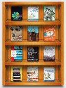 photoshop设计制作一个木质书架