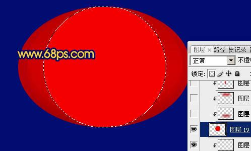 六角灯笼平面图