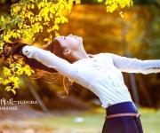 秋的灿烂.EUDORA