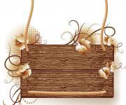 一款漂亮的古典木质相框
