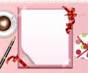 温馨漂亮的爱情相框