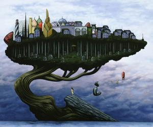 Nathan Spoor精美的未来风艺术画