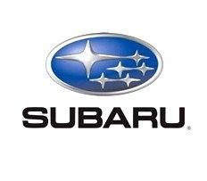 """造商.富士重工""""斯巴鲁""""汽车的标志采用六连星的形式.高清图片"""