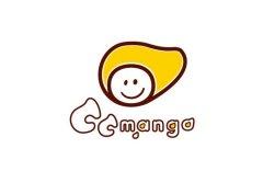CCMANGO,卡通,笑脸标志