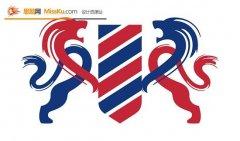 狮子,盾牌标志
