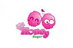 蜜Honeysuger标志