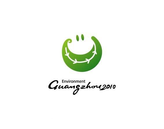 guangzhou月亮笑脸标志
