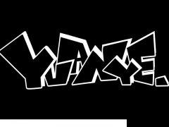 YVANYE英文艺术字体